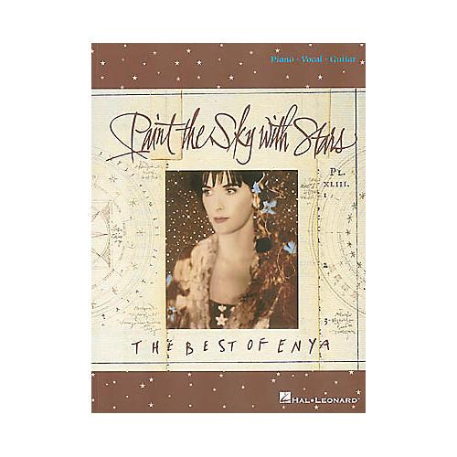 Hal Leonard Enya - Paint the Sky with Stars Book-thumbnail
