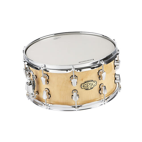Ludwig Epic Brick Birch 20-Ply Snare Drum