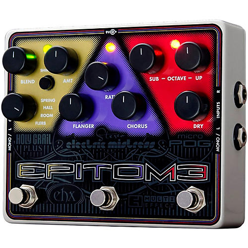 Electro-Harmonix Epitome Multi-Effects Guitar Pedal-thumbnail