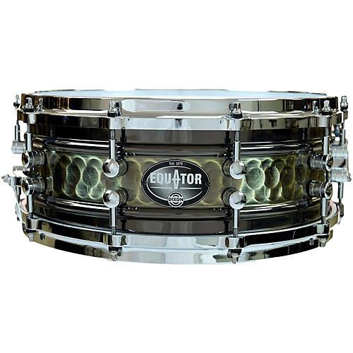 Dixon Equator Series Steel/Aluminum Snare Drum 14 x 5.5 in.
