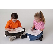 Hal Leonard Erasable Lap Boards (10-Pack)