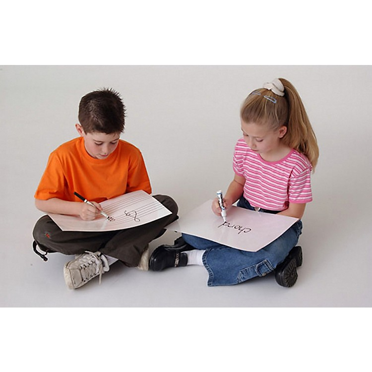 Hal LeonardErasable Lap Boards (10-Pack)