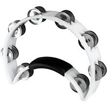 RhythmTech Ergonomic Tambourine White