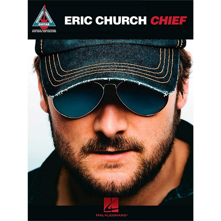 Hal LeonardEric Church - Chief Guitar Tab Songbook