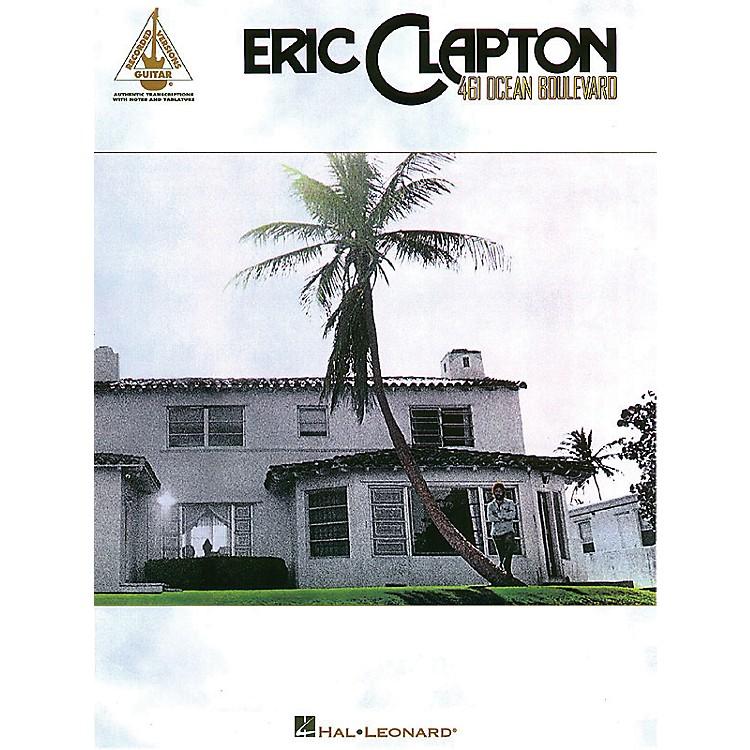 Hal LeonardEric Clapton - 461 Ocean Boulevard Guitar Tab Songbook