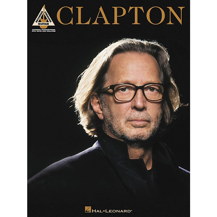 Hal LeonardEric Clapton - Clapton Guitar Tab Songbook