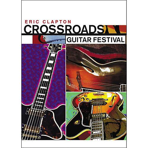 Music CD Eric Clapton - Crossroads Guitar Festival (DVD)