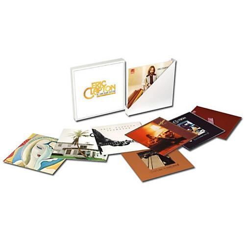 Alliance Eric Clapton - The Studio Album Collection 1970-1981