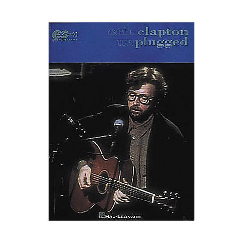 Hal Leonard Eric Clapton - Unplugged-thumbnail