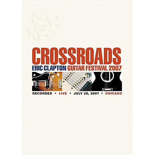 Alfred Eric Clapton: Crossroads Guitar Festival 2007 2-DVD Set