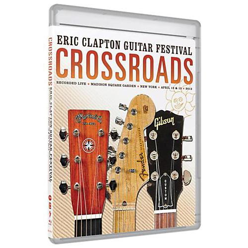 WEA Eric Clapton Crossroads Guitar Festival 2013 DVD