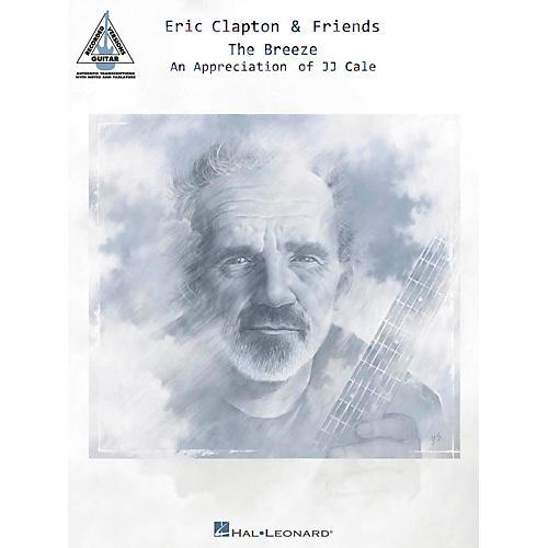 Hal Leonard Eric Clapton & Friends - The Breeze Guitar Tab Songbook-thumbnail
