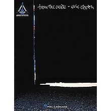 Hal Leonard Eric Clapton From the Cradle Guitar Tab Songbook