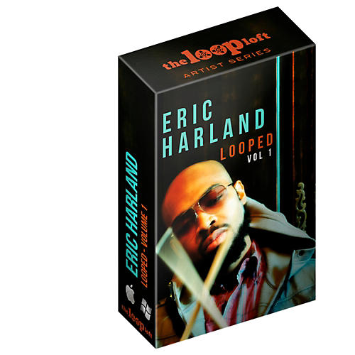 The Loop Loft Eric Harland Looped Vol 1 Software Download