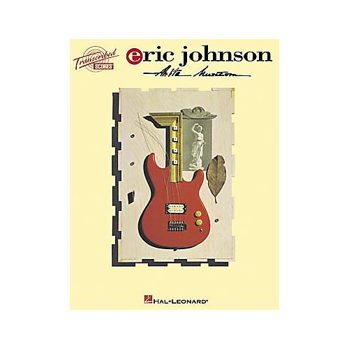 Hal Leonard Eric Johnson - Ah Via Musicom Transcribed Score Book-thumbnail