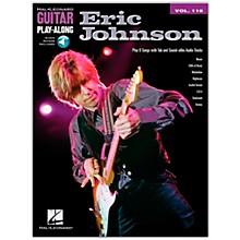 Hal Leonard Eric Johnson - Guitar Play-Along Volume 118 Book/Online Audio