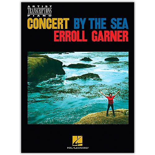 Hal Leonard Erroll Garner - Concert by the Sea Artist Transcriptions Series Softcover Performed by Erroll Garner-thumbnail