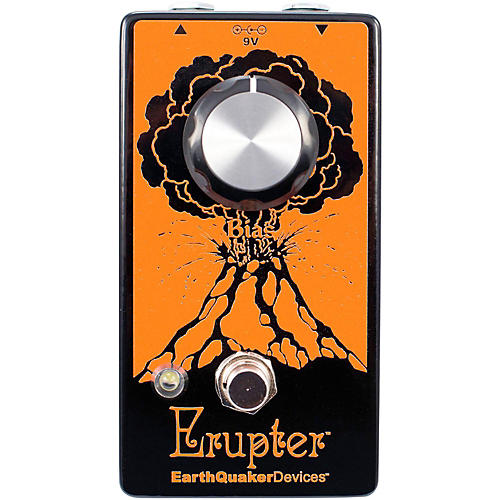 EarthQuaker Devices Erupter Fuzz Effects Pedal-thumbnail