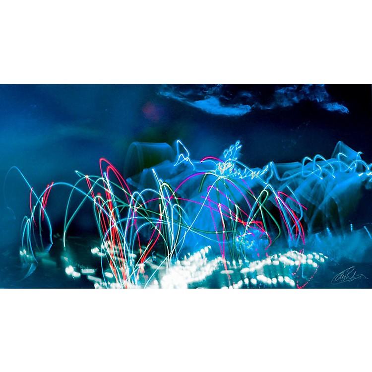 Carl Palmer's Drum ArtEruption by SceneFour