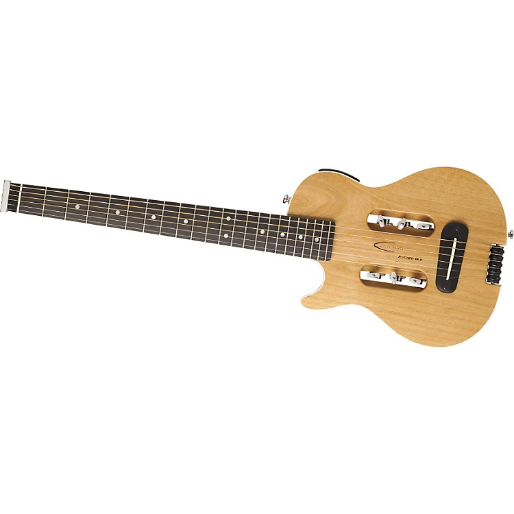 Traveler GuitarEscape MK-II Steel Left-Handed Acoustic-Electric Guitar