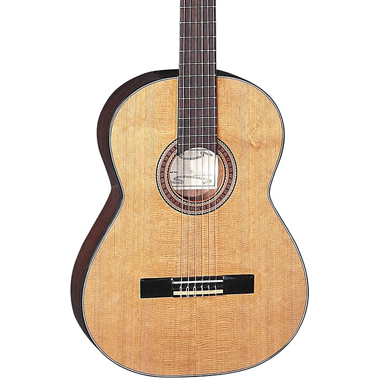 Dean España Solid Top Classical Guitar Natural