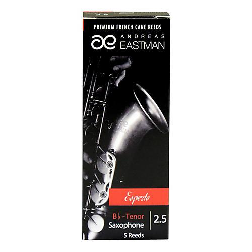 Andreas Eastman Esperto Tenor Saxophone Reeds Strength 2.5 Box of 5