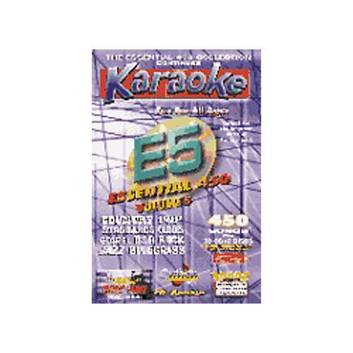 Chartbuster Karaoke Essential 450 Volume 5 Karaoke CD+G
