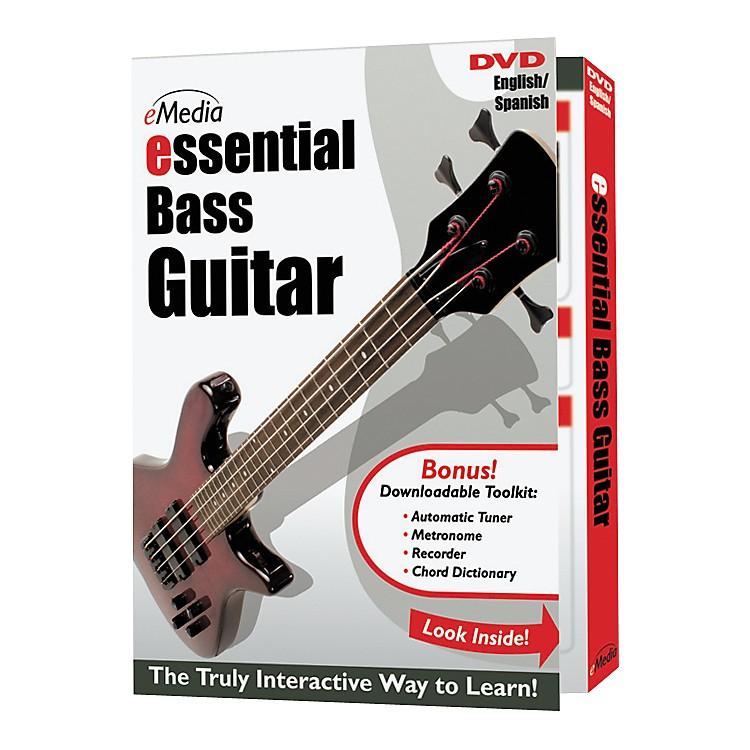eMediaEssential Bass Instructional DVD