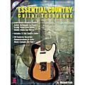 Cherry Lane Essential Country Guitar Technique Book/CD  Thumbnail