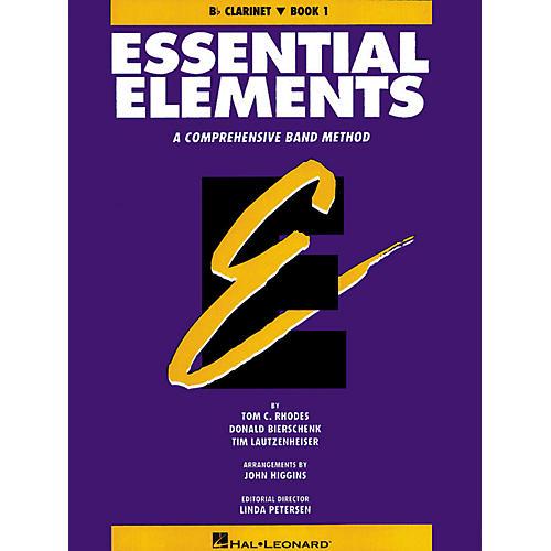 Hal Leonard Essential Elements - Book 1 (Original Series) (Eb Tenor (Alto) Horn) Essential Elements Series Softcover-thumbnail