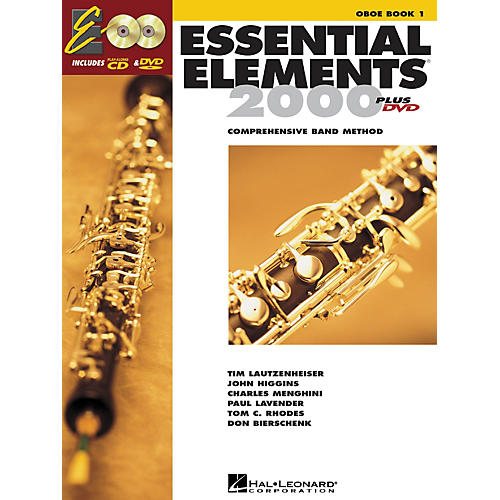 Hal Leonard Essential Elements 2000 Book and DVD-thumbnail