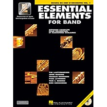 Hal Leonard Essential Elements 2000 Plus DVD (Conductor's Score - French Edition) Concert Band