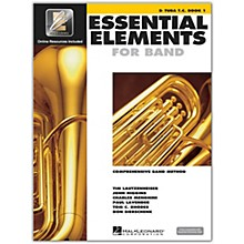 Hal Leonard Essential Elements B Flat Tuba TC, Book 1 Book/Online Audio