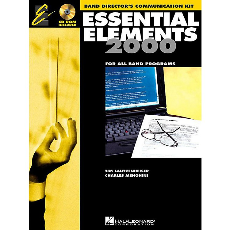 Hal LeonardEssential Elements Band Director's Communication Kit