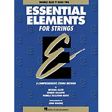 Hal Leonard Essential Elements Bass Vol 2.