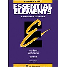 Hal Leonard Essential Elements Book 1 E Flat Alto Saxophone