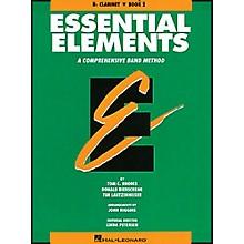 Hal Leonard Essential Elements Book 2 B Flat Clarinet