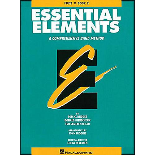 Hal Leonard Essential Elements Book 2 Flute