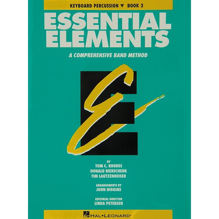 Hal LeonardEssential Elements Book 2 Keyboard Percussion