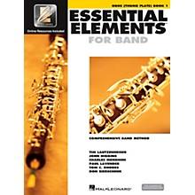 Hal Leonard Essential Elements Oboe Thumb Plate (Book/CD)