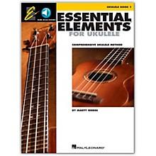 Hal Leonard Essential Elements Ukulele Method Book 1 (Book/Online Audio)