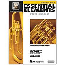 Hal Leonard Essential Elements for Band - Baritone T.C. 1 Book/Online Audio