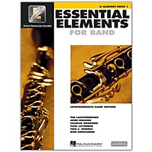 Hal Leonard Essential Elements for Band - Bb Clarinet 1 Book/Online Audio