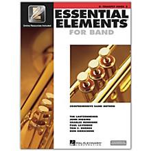 Hal Leonard Essential Elements for Band - Bb Trumpet 2 Book/Online Audio