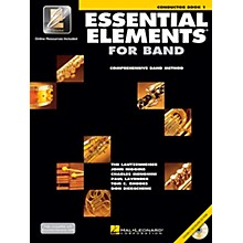 Hal Leonard Essential Elements for Band - Conductor Score (Book 1 with EEi and CD-ROM)