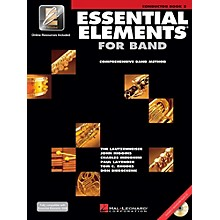 Hal Leonard Essential Elements for Band - Conductor Score (Book 2 with EEi and CD)