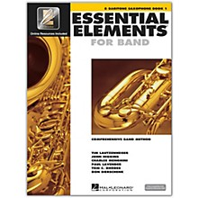 Hal Leonard Essential Elements for Band - Eb Baritone Saxophone 1 Book/Online Audio