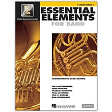 Hal Leonard Essential Elements for Band - French Horn (Book 1 with EEi)