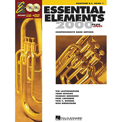 Hal Leonard Essential Elements for Baritone (BC)