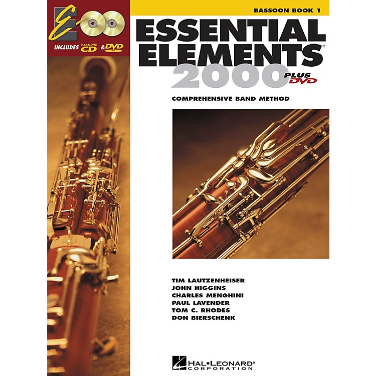 Hal Leonard Essential Elements for Bassoon